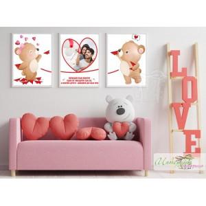 Колаж-Постер - Влюбени мечета