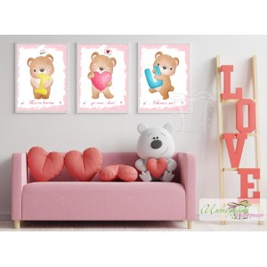 Колаж-постер - Мечета I love U