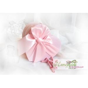 Кутийка с късметчета - Розова панделка