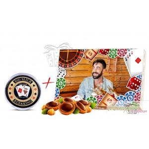 Пакет - бонбони и покер гард - Карти