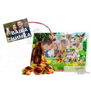 Кутия бонбони - Мечо Пух и приятели