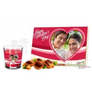 Романтичен пакет - Обичам те