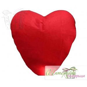 Хартиен фенер - Сърце