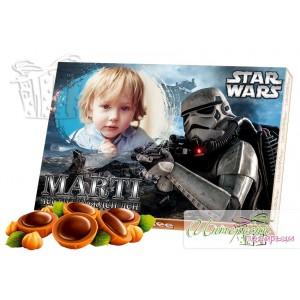 Бонбони със снимка - Междузвездни войни