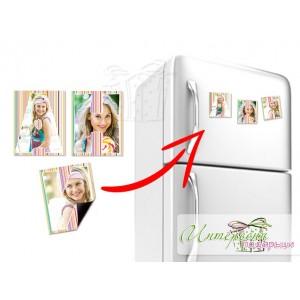 Магнитен надпис за хладилник - Име